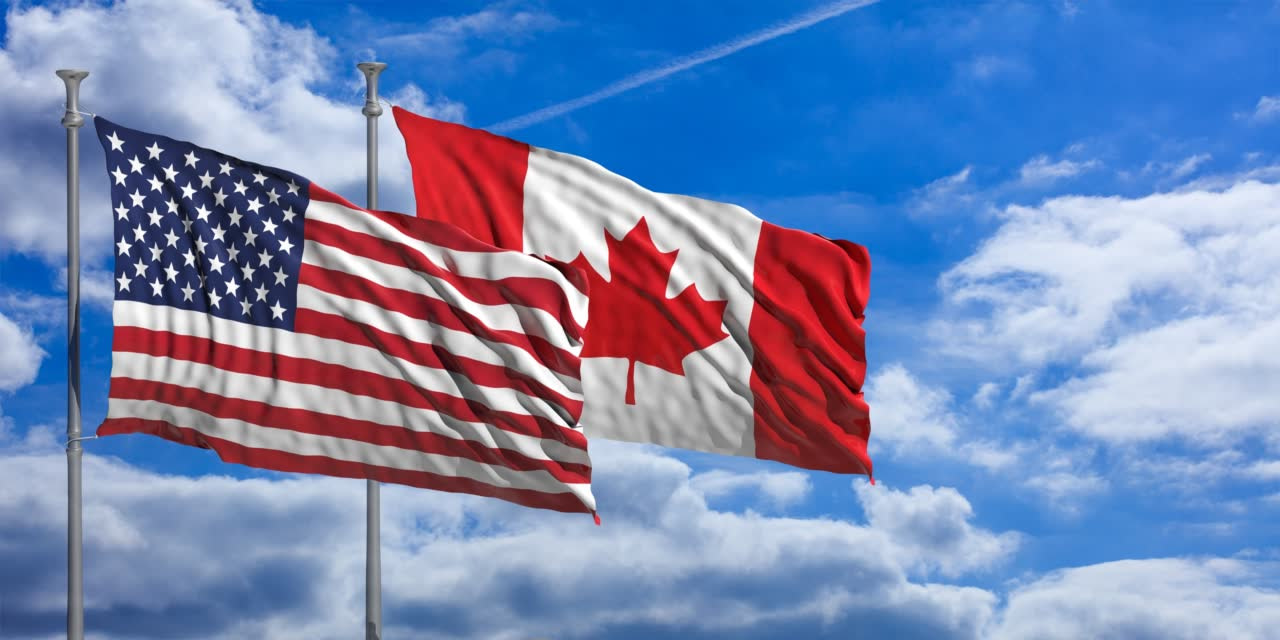 US-Canada Border Closure